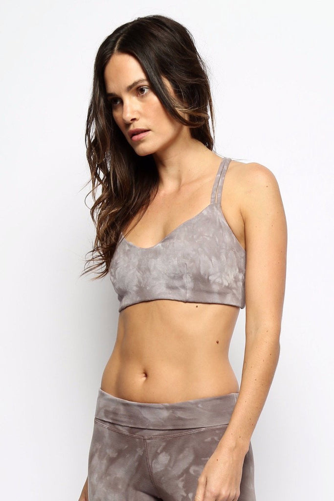 Main Bralette - Cloud - INFLOWSTYLE  - 2