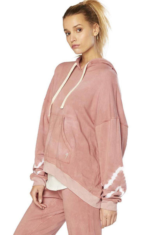 James Hoodie - Lady Moon - Electric & Rose | INFLOWSTYLE