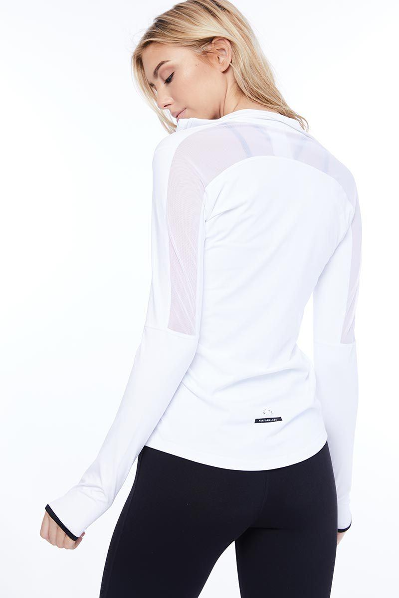 Oden Top - White - Varley | INFLOWSTYLE