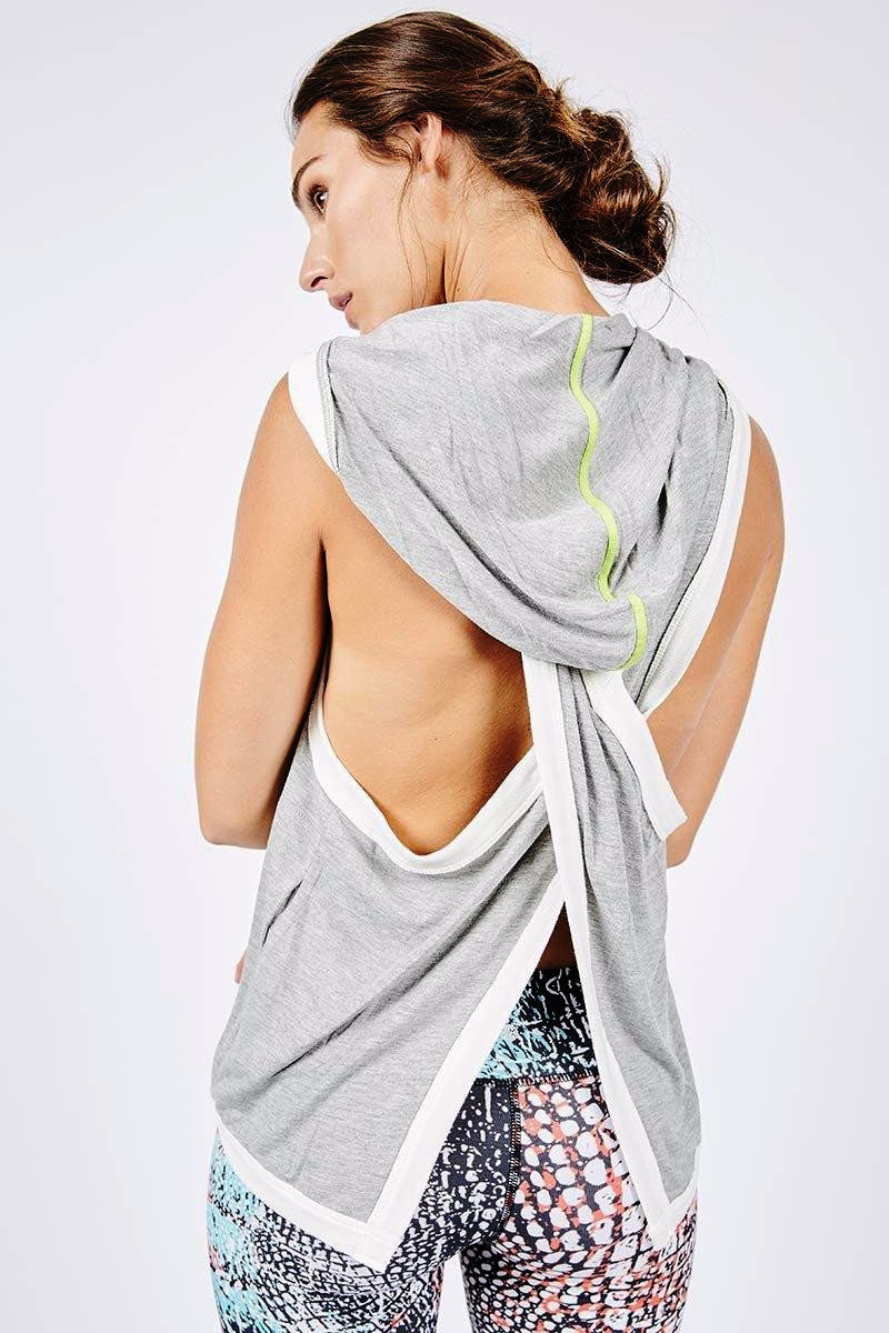 Retreat Open Back Vest - Vimmia | INFLOWSTYLE