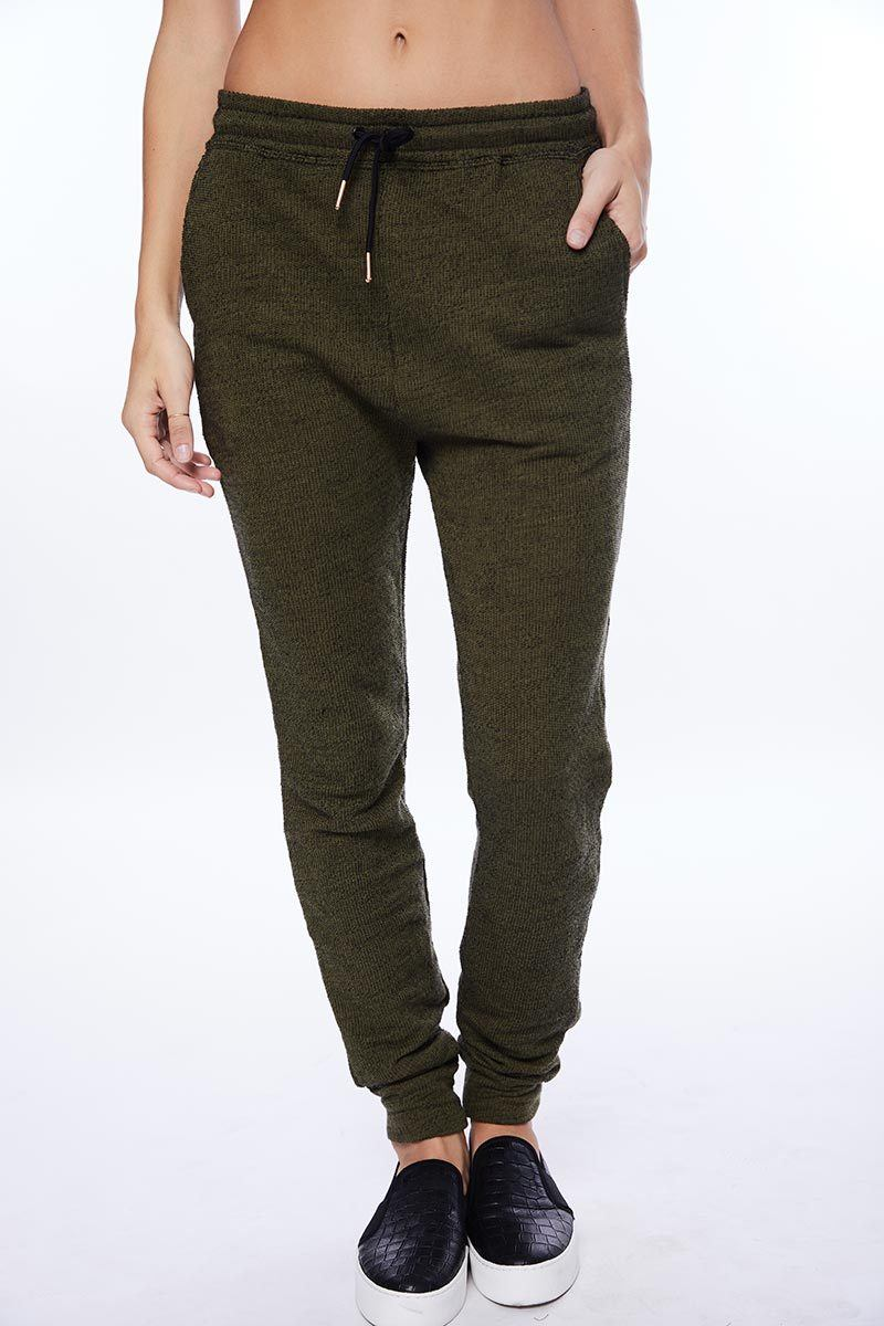 Spa Sweatpant - Moss - Onzie | INFLOWSTYLE