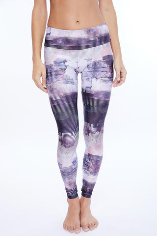 Long Legging - Abstract
