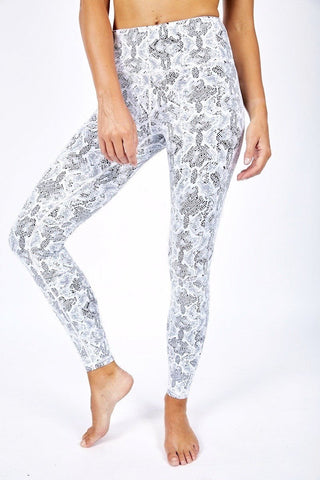 Reversible Core Pant - White