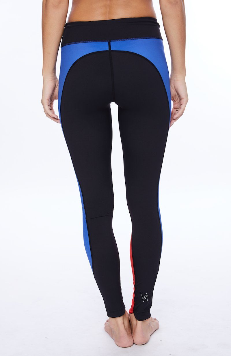 Whitney Wraparound 7/8 Tight - Fire/Ice - Vie Active | INFLOWSTYLE
