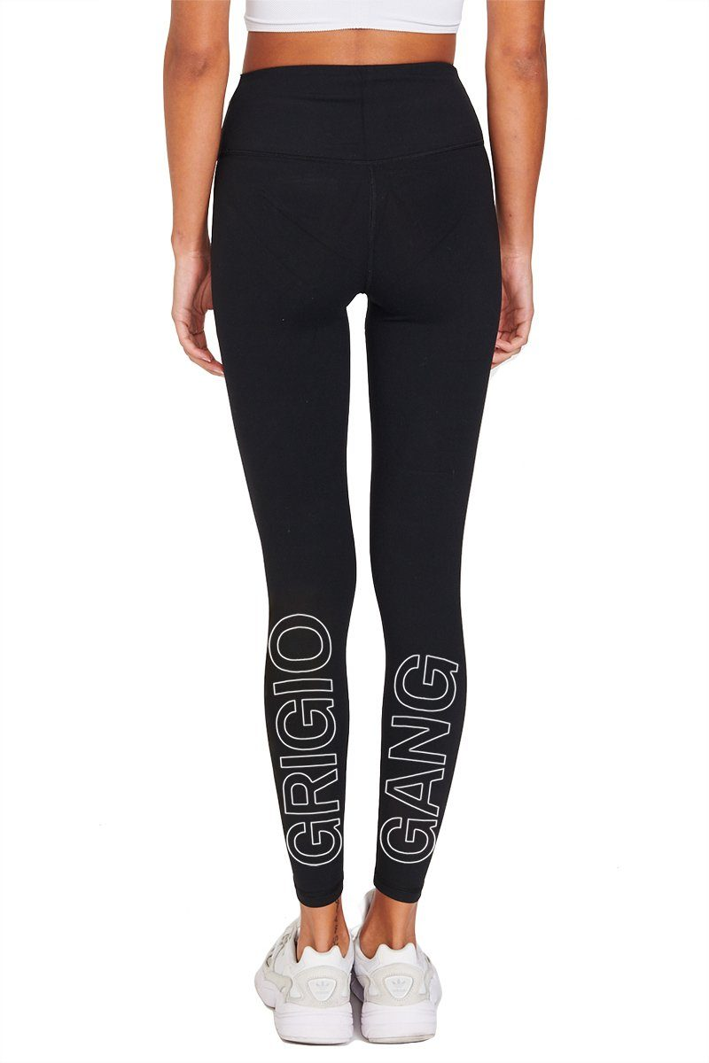 Grigio Gang Legging - InflowStyle | INFLOWSTYLE