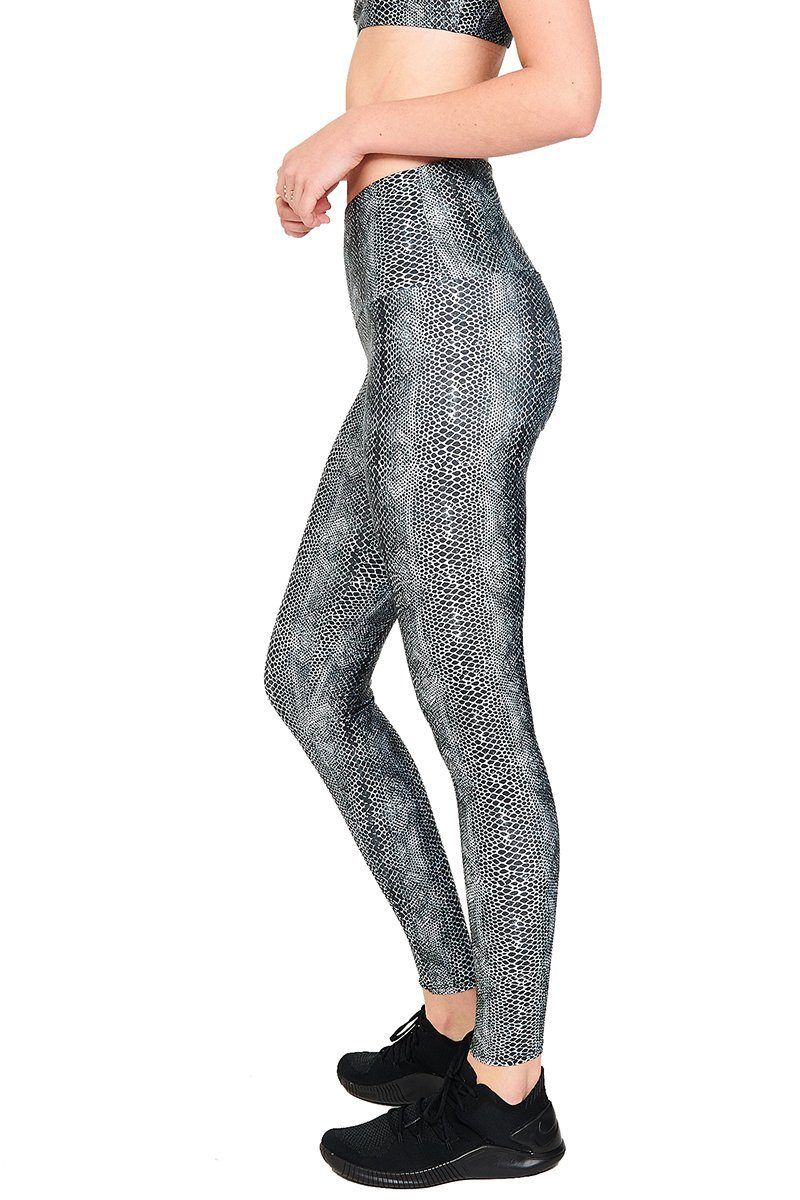 High Rise Legging - Cobra - Onzie | INFLOWSTYLE