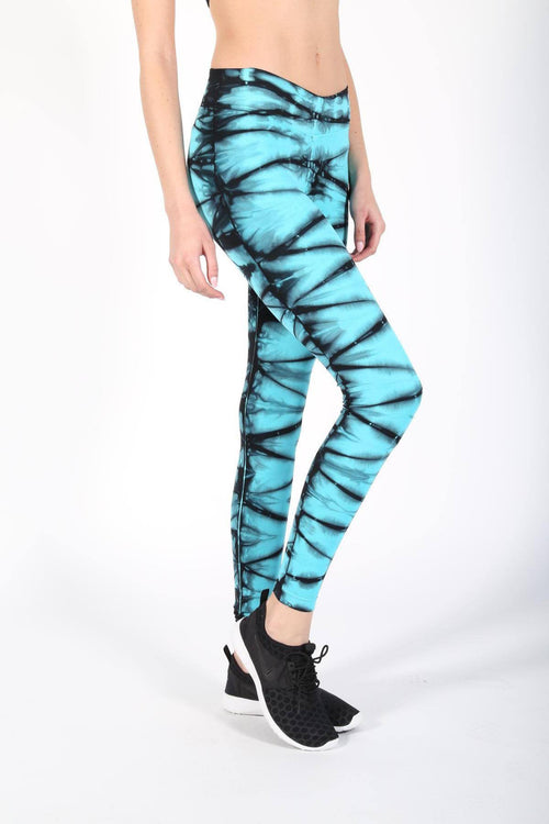 V-Ankle Pant - Blue Beyond - INFLOWSTYLE  - 2