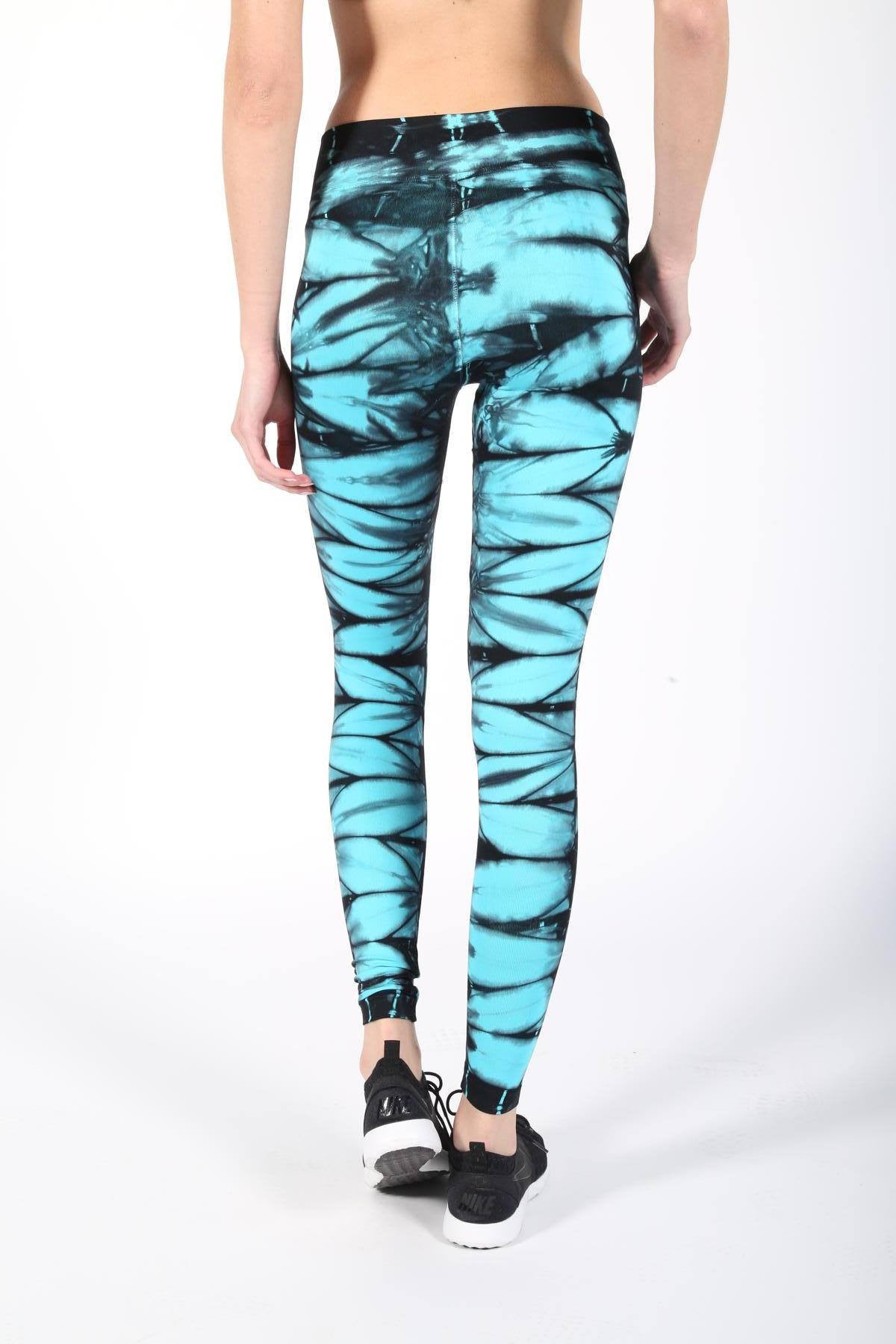 V-Ankle Pant - Blue Beyond - INFLOWSTYLE  - 3