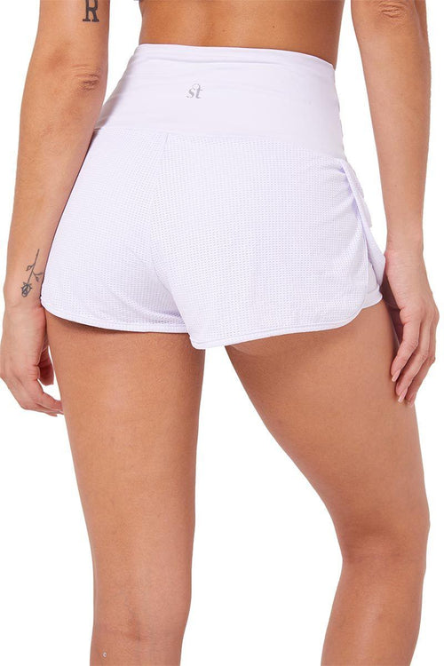 Cici Short - White - Strut-This | INFLOWSTYLE