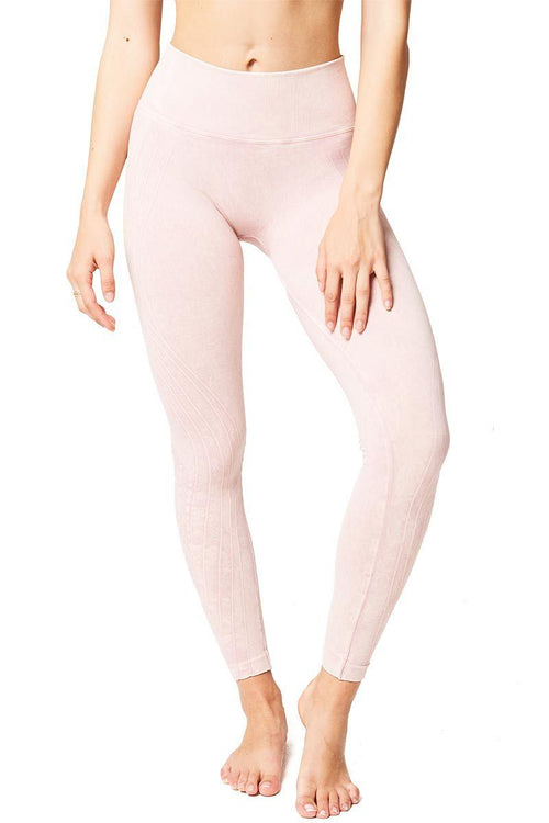 Mesa Legging - Mineral Pink - Nux | INFLOWSTYLE