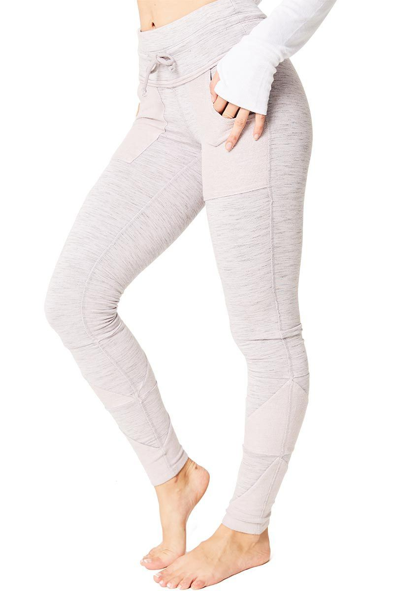 Kyoto Legging - Dark Grey - Free People | INFLOWSTYLE
