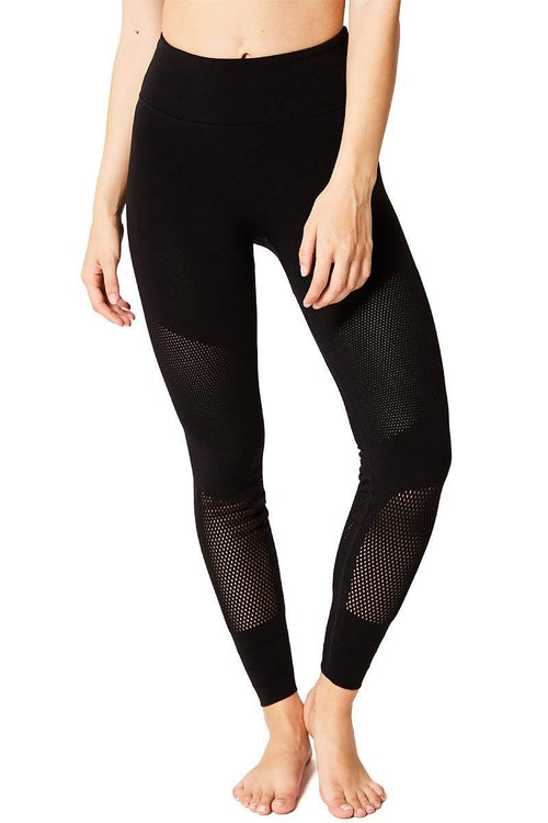 Sculpt Mesh Legging