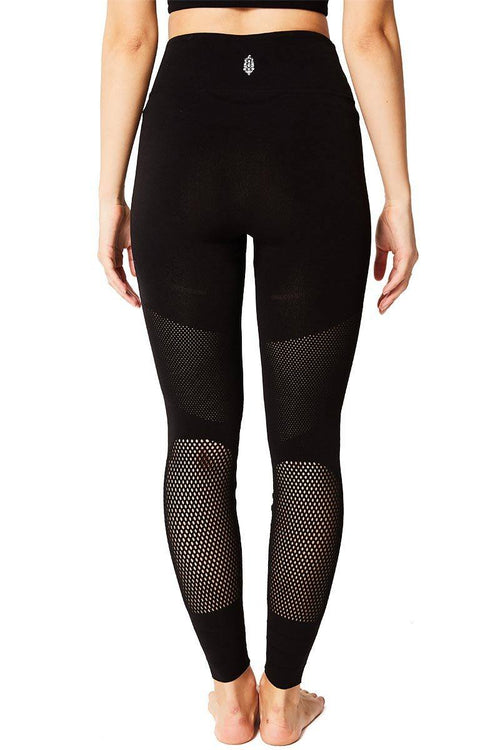 Sculpt Mesh Legging - Free People | INFLOWSTYLE