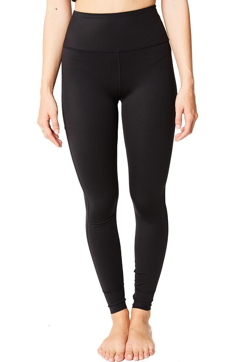 Gaines Tight - Black - Varley | INFLOWSTYLE