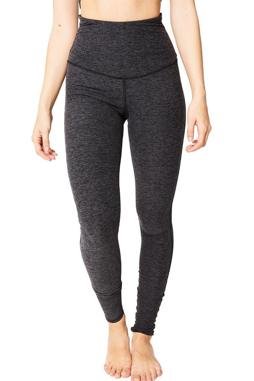 Preston Legging - Heather Charcoal - Varley | INFLOWSTYLE