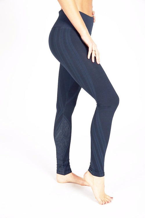 Ava Pant - Shale Blue - Nux | INFLOWSTYLE