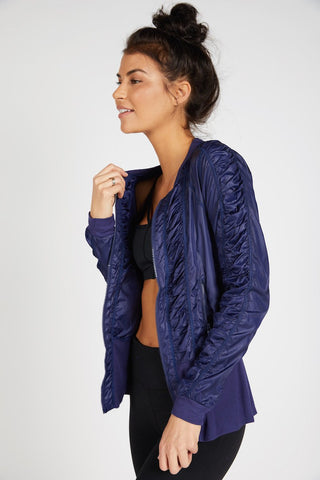 Wind Jacket - Navy