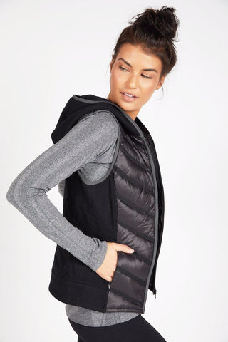 Packable Moto Vest