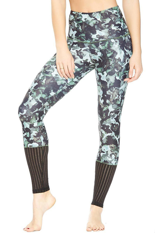 The Kennedy Pant - Watercolor Camo - Strut-This | INFLOWSTYLE