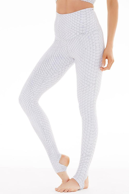 Oak Stirrup Tight - White Snake - Varley | INFLOWSTYLE