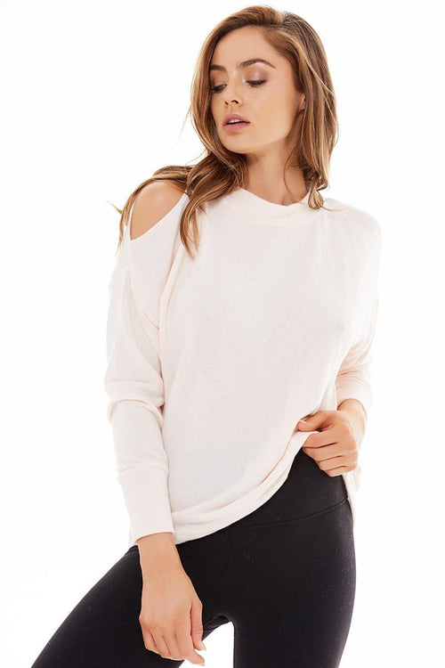 Carbon Revive Sweat - Blush - Varley | INFLOWSTYLE