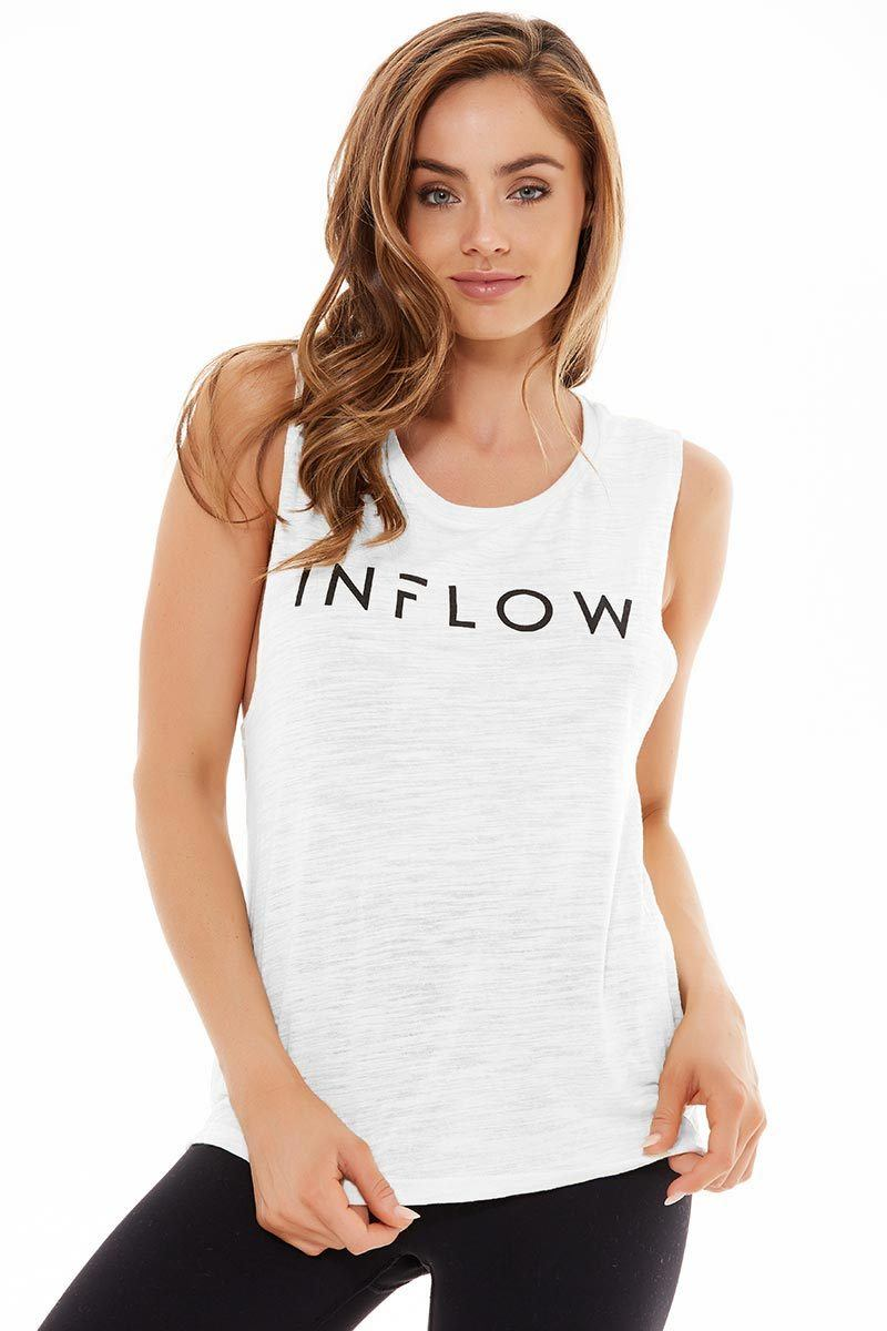 Muscle Tank - Inflow | INFLOWSTYLE