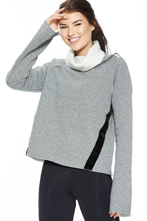 Riki Pullover - Heather Grey - Alala | INFLOWSTYLE