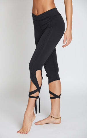 Turnout Legging - Black