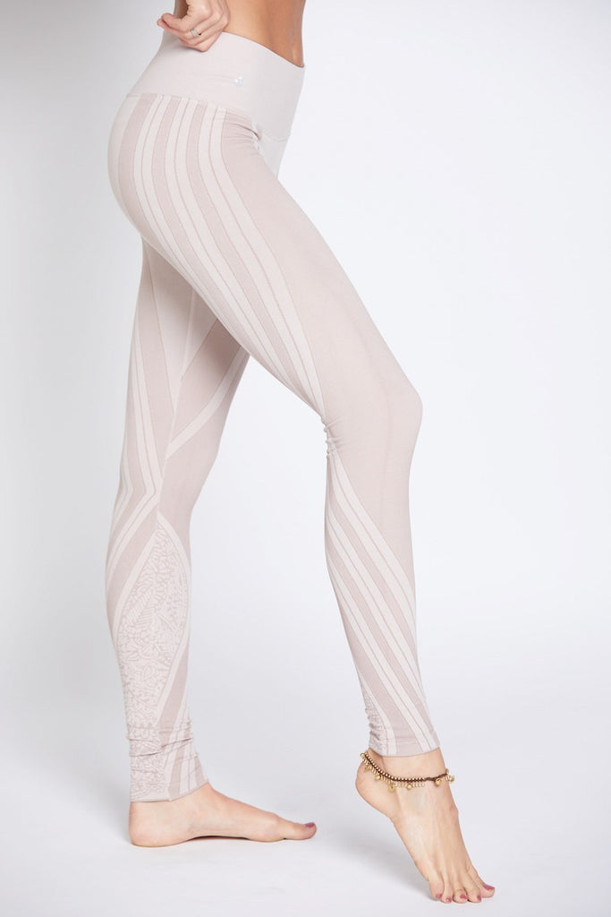 Ava Pant - Vintage Rose - INFLOWSTYLE  - 2