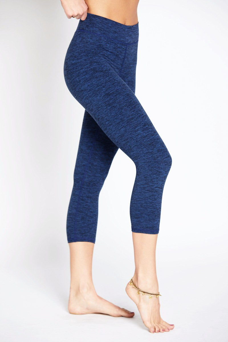 The Anderson Crop Legging - Dedication - INFLOWSTYLE  - 3