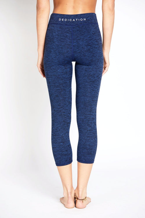 The Anderson Crop Legging - Dedication - INFLOWSTYLE  - 2