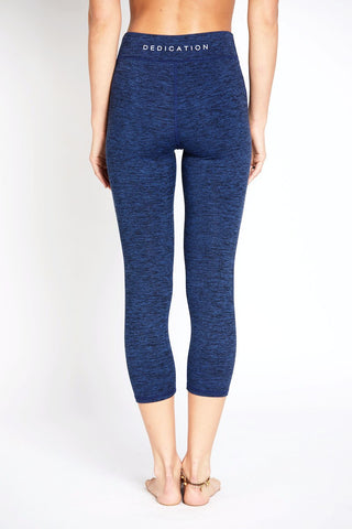 The Anderson Crop Legging - Dedication