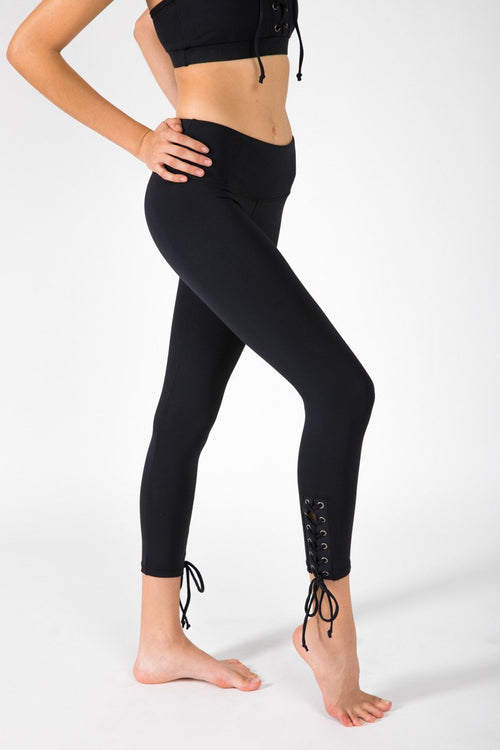 The Scottie Crop - Black - Strut-This | INFLOWSTYLE