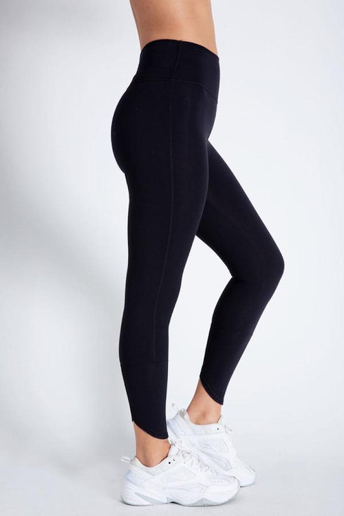 Lift Legging - Sueded Onyx