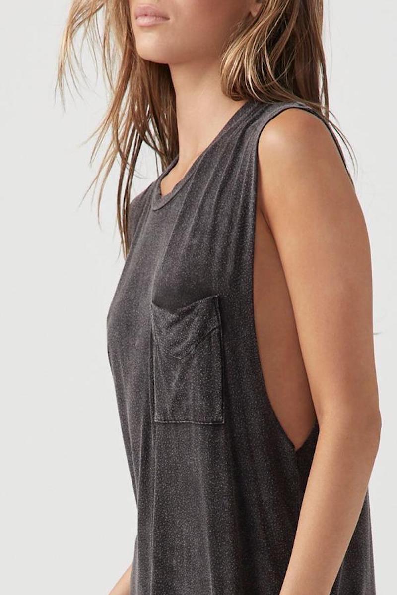 Easy Livin Dress - Wash Graphite - Joah Brown | INFLOWSTYLE