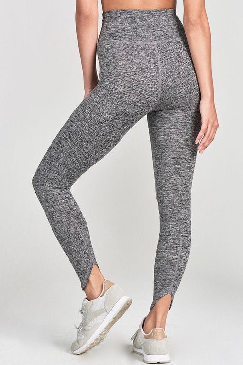 d007f776a78bb Lift Legging - Marled Grey - Joah Brown | INFLOWSTYLE