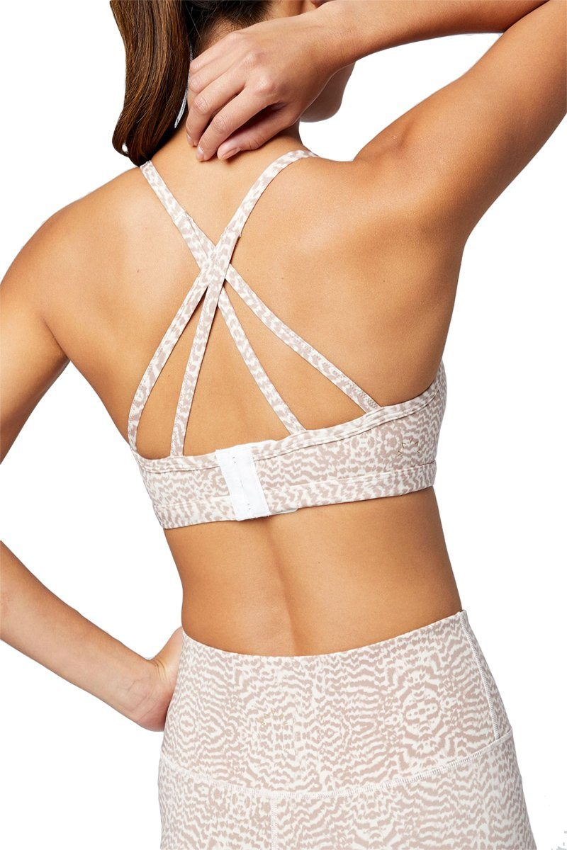 Lindley Bra - Rose Feathers