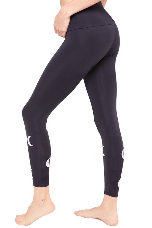 Foil Legging - Moon - Onzie | INFLOWSTYLE