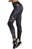 Lauren Long Tight - Smoke/Black - Nimble | INFLOWSTYLE