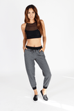 Sweatpant - Heather Grey - INFLOWSTYLE  - 4