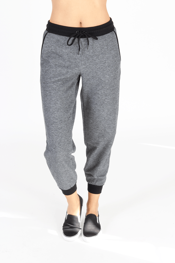 Sweatpant - Heather Grey - INFLOWSTYLE  - 3