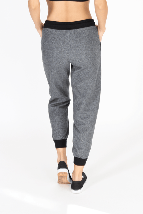 Sweatpant - Heather Grey - INFLOWSTYLE  - 2