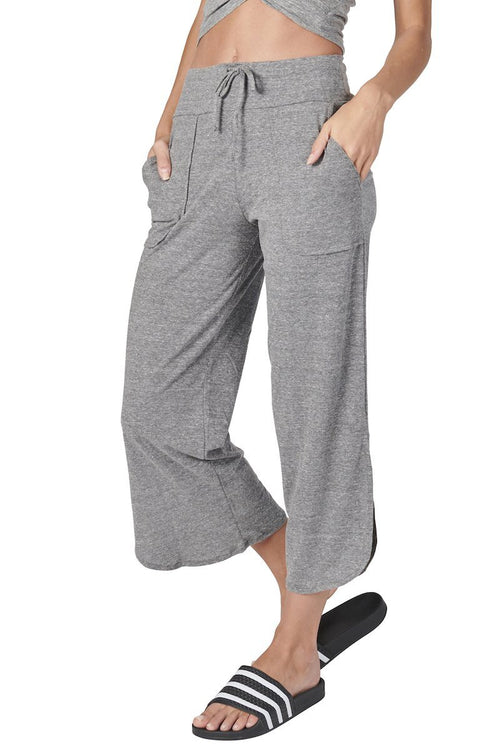PE Pant - Heather Grey