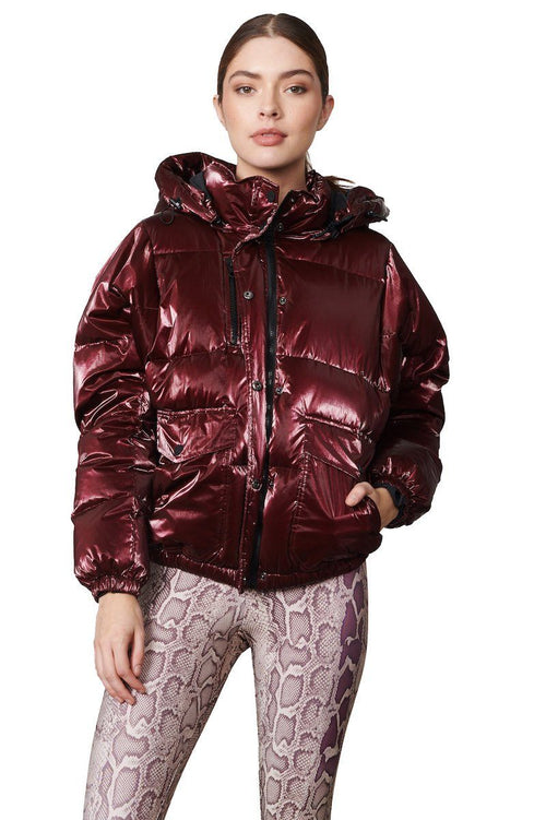 Mont Blanc Puffer - Red