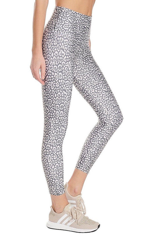 High Rise Midi Legging - Sandy Cat - Onzie | INFLOWSTYLE