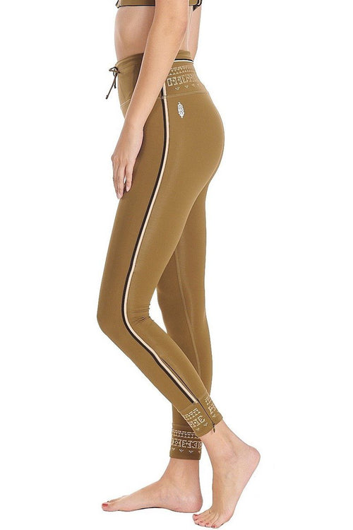Spin Legging - Army