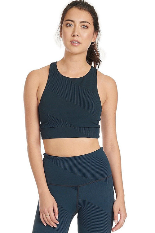 Nomad Crop Top - Spruce