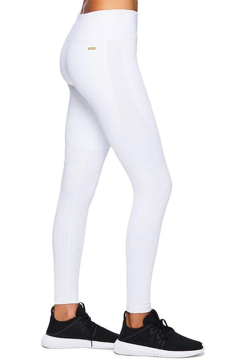 Vamp Tights - White