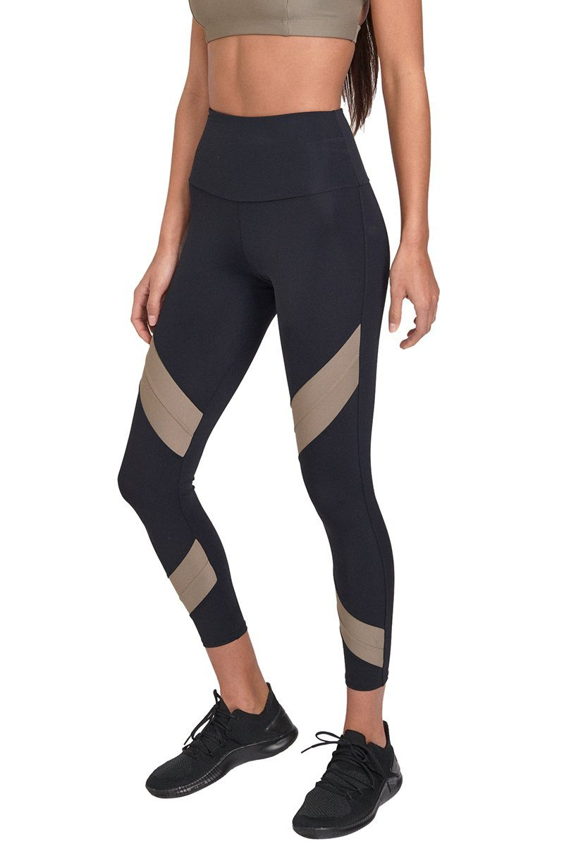 3db7eb8ce1 Sporty Legging - Black Dust - Onzie | INFLOWSTYLE