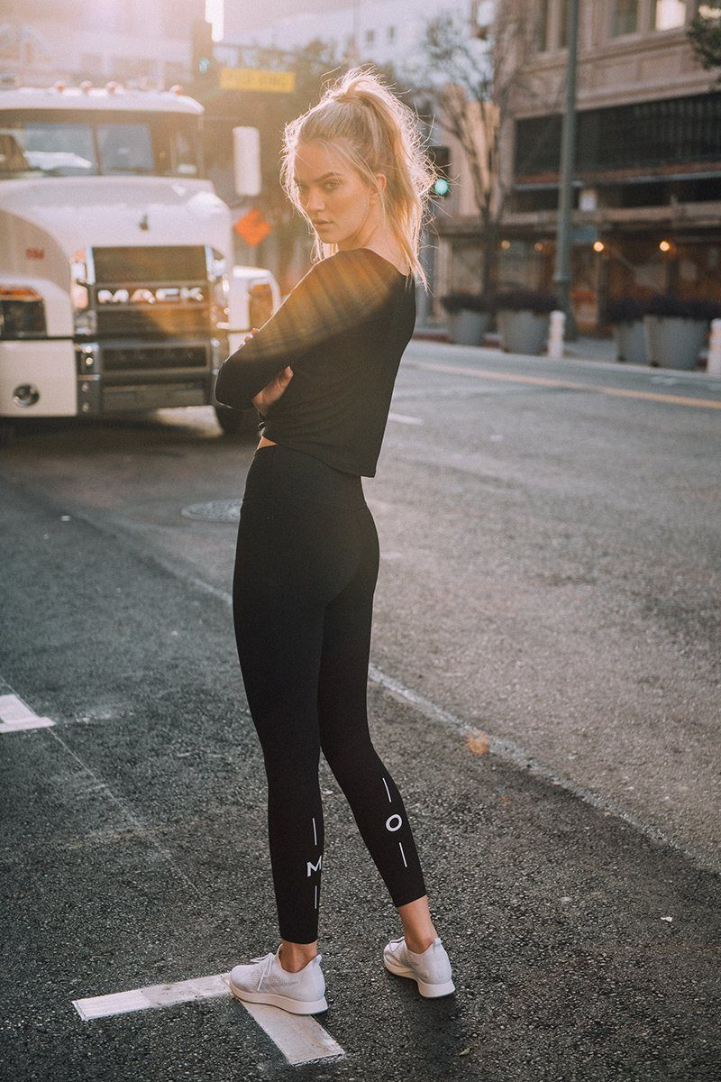 The Monogram Legging
